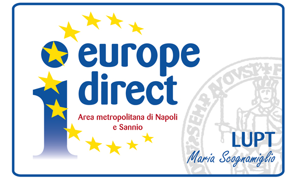 logo europe direct targa mary