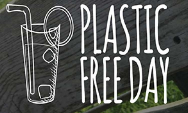 PLASTIC FREE DAY