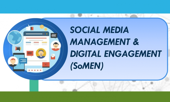 "Bootcamp di Alta Formazione in ""Social Media Marketing & Digital Engagement""- SoMEN"